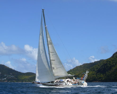 vacanze in barca a vela con skipper in Sardegna navigazione