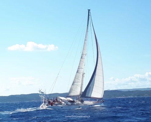 vacanze in barca a vela con skipper in Sardegna e Corsica