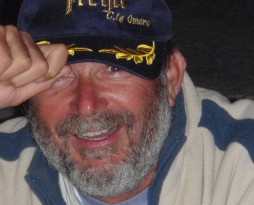 vacanze in barca a vela con skipper Omero Moretti