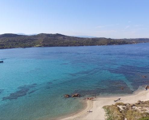 vacanze in barca a vela con skipper Sardegna isola piana