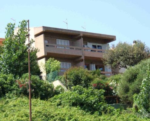 appartamento in affitto Palau giardino