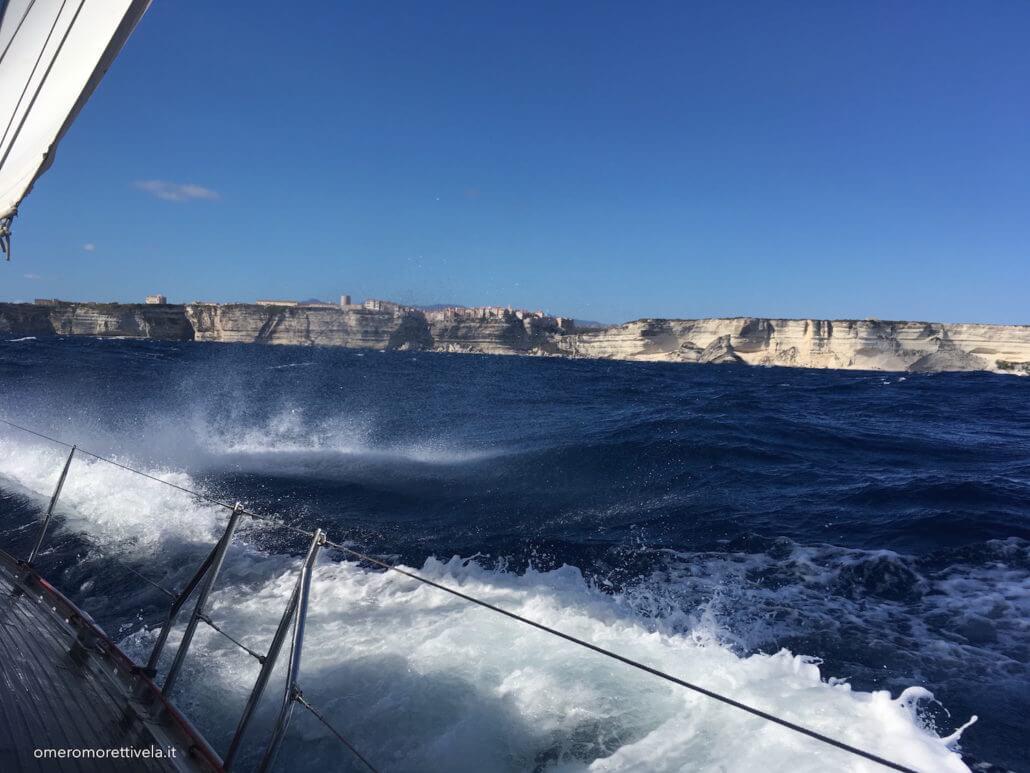 vacanze in barca a vela con skipper Sardegna bocche di Bonifacio
