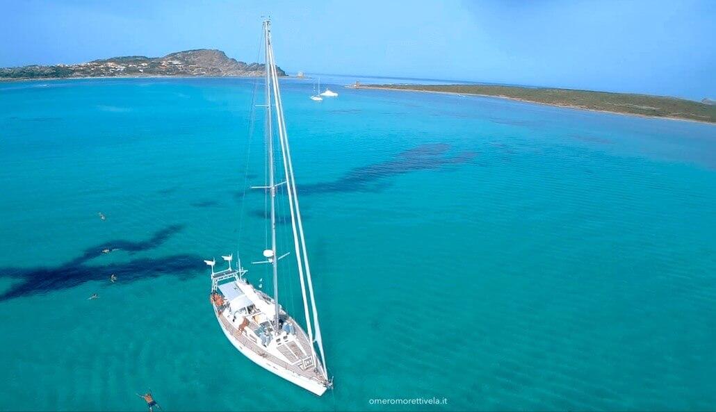 barca a vela sardegna vacanze con skipper
