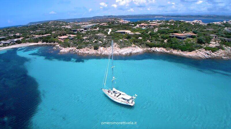 vacanze in barca a vela con skipper in Sardegna isola di Cavallo