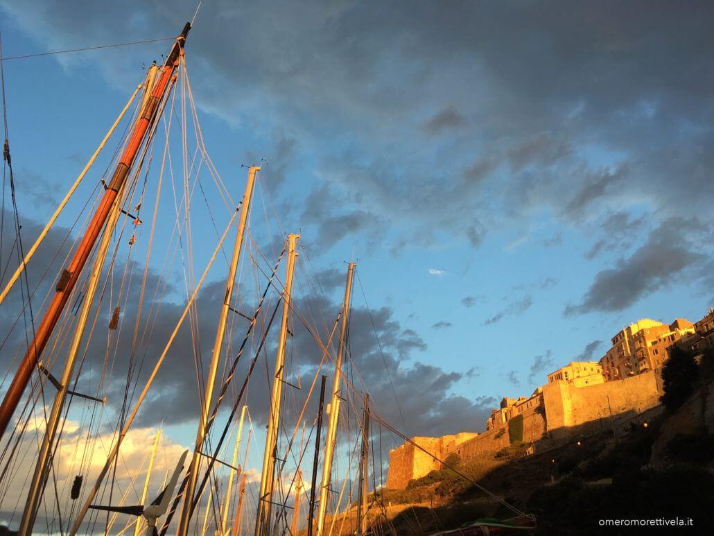 vacanze in barca avela con skipper sardegna corsica Bonifacio