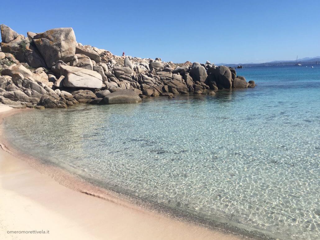 vacanze in barca a vela con skipper Sardegna isole Lavezzi